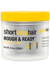 SEXYHAIR - Sexy Hair Style Rough & Ready Pomade 125g - LEAVE-IN PFLEGE