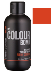 ID Hair Haarpflege Coloration Colour Bomb Nr. 747 Shiny Copper 250 ml