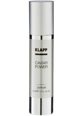 Klapp Caviar Power Serum 50 ml Gesichtsserum