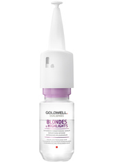 GOLDWELL - Goldwell Dualsenses Blondes & Highlights Intensive Conditioning Serum Packung mit 12 x 18 ml - Conditioner & Kur
