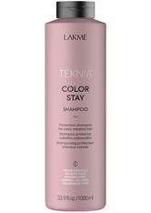 LAKME - Lakme TEKNIA Color Stay Shampoo 1000 ml - SHAMPOO