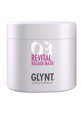 GLYNT - GLYNT REVITAL Regain Mask 3 -  200 ml - HAARMASKEN