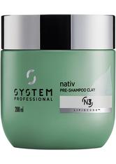 System Professional LipidCode N3 Nativ Pre-Shampoo Clay 200 ml