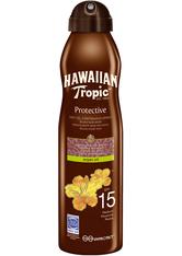 Hawaiian Tropic Protective Dry Oil Continuous Spray Argan Oil SPF15 177ml