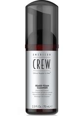 American Crew Shaving Skin Care Beard Foam Cleanser Bartshampoo  70 ml