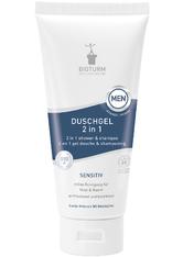 Bioturm Produkte Nr.128 Men - 2in1 Duschgel & Shampoo 200ml Duschgel 200.0 ml