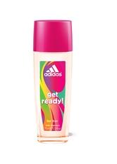 Adidas get ready! for Her Deo Natural Spray 75 ml Deodorant Spray