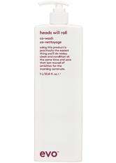 EVO - Evo Hair Heads Will Roll Co-Wash 1000 ml Shampoo - Shampoo
