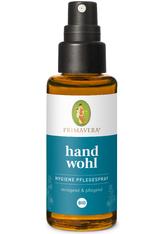 Primavera Handwohl Hygiene Pflegespray Händedesinfektionsmittel  50 ml