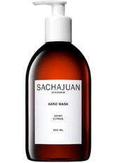 Sachajuan Hand Wash Shiny Citrus 500 ml