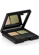 Stagecolor Cosmetics Satin Feeling - Eyeshadow Quartet Green Forest 7,2 g Lidschatten Palette