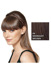 GREAT LENGTHS - Hairdo French Braid Band R4 Midnight Brown - EXTENSIONS & HAARTEILE