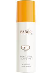BABOR - BABOR ANTI-AGING SUN CARE Sun Lotion - SONNENCREME