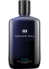 Graham Hill Pflege Cleansing & Vitalizing Stowe Wax Out Charcoal Shampoo 250 ml