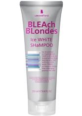 Lee Stafford Haarshampoo »Bleach Blonde Ice White Toning Shampoo«