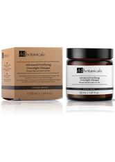 DR. BOTANICALS - Dr. Botanicals Advanced Purifying Overnight Mask Gesichtsmaske 50 ml - SLEEP MASKS