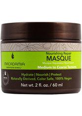 Macadamia Haarpflege Wash & Care Nourishing Moisture Masque 60 ml