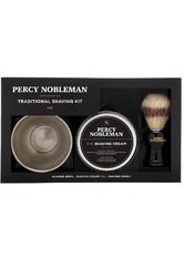 PERCY NOBLEMAN - Percy Nobleman Traditional Shaving Kit Gesichtspflegeset  1 Stk - PFLEGESETS