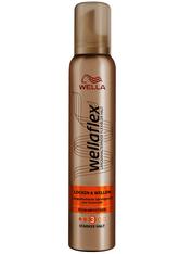 WELLA - Wella Wellaflex Locken & Wellen Schaumfestiger 200 ml - HAARSCHAUM