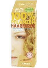Sante Pflanzen Pulver rotblond Haarfarbe  100 g