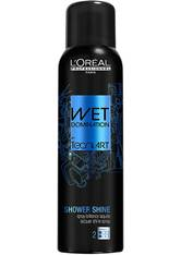 L'ORÉAL PARIS - L´Oréal Professionnel Tecni.Art Wet Domination Shower Shine Glanzspray 150 ml - Haarspray & Haarlack
