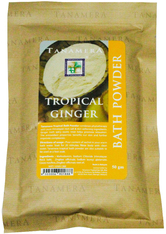 TANAMERA - Tanamera Tropisches Ingwer-Badepulver 50 g - DUSCHEN & BADEN
