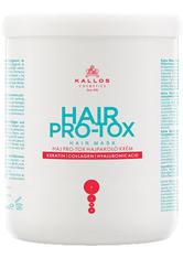 KALLOS - Kallos KJMN Hair Pro-Tox Hair Mask 1000 ml - Haarmasken
