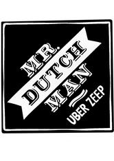 MR.DUTCHMAN - Mr. Dutchman Uber Zepp 40 g - HAARWACHS & POMADE