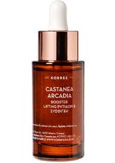 Korres Castanea Arcadia Aufpolsternder Anti-Falten Booster 30 ml