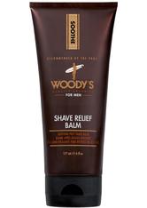 Woody's Herrenpflege Bartpflege Shave Relief Balm 177 ml