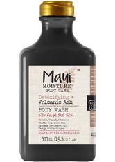 MAUI - Maui Moisture Body Wash Volcanic Ash 577 ml - Duschen & Baden
