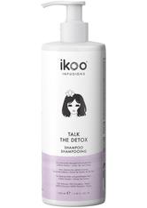 ikoo Infusions Talk the Detox Shampoo 1000 ml