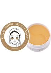SHANGPREE - SHANGPREE Gold Hydrogel Eye Mask 84g - AUGENMASKEN
