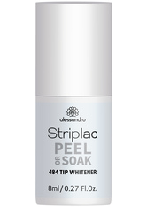 Alessandro Striplac Peel or Soak Tip Whitener - Vegan Nagellack 8 ml Tip Whitener