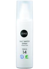 ZENZ Organic No.14 Salt Water Spray Pure Medium Hold 200 ml