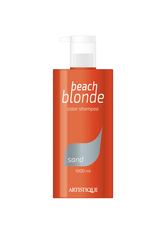 STOPPERKA - Artistique Beach Blonde Shampoo sand 1000 ml, 1 Liter - Shampoo