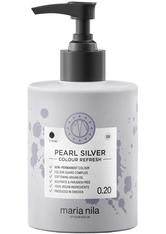 Maria Nila Colour Refresh Pearl Silver 0.20 Haartönung 300.0 ml