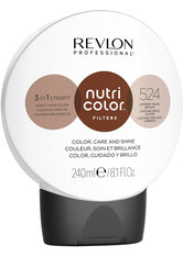 Revlon Professional Nutri Color Filters 3 in 1 Cream Nr. 524 - Irisé Kupfer Haartönung 240.0 ml