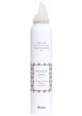 Biacrè Argan & Macadamia Oil Mousse Strong 200 ml