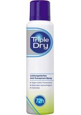 Triple Dry Anti Transpirant Spray 150 ml