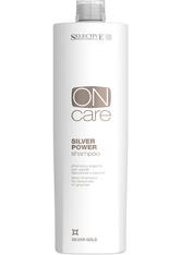 Selective On Care Silver Power Shampoo 1000 ml