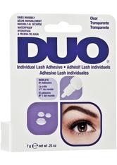 DUO - Wimpernkleber für Einzel- u. Dauerwimpern - Individual Lash Adhesive - Transparent