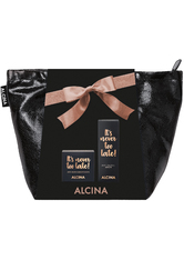 Alcina Produkte It's Never Too Late Gesichtscreme 50 ml + It's Never Too Late Serum 30 ml + Tasche 1 Stk. Pflegeset 1.0 st