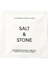 Salt & Stone Gesichtspflege Cleansing facial wipe Gesichtsreinigung 20.0 pieces