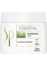 WELLA - Wella Professionals Haarmaske »SP Essential Nourishing«, natürliche Pflege, 400 ml - Crememasken