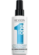 UNIQ ONE - Revlon Uniq One Treatment Lotus Flower 150 ml - LEAVE-IN PFLEGE