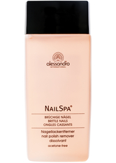 Alessandro NailSpa Nail Polish Remover Nagellackentferner 120 ml