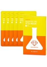 SUISKIN - suiskin Tuchmaske Vitamine - Vita Mask 20 g x 10 Stück - Tuchmasken