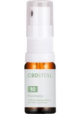 CBD VITAL Mundspray 10% 10 ml Mundziehöl
