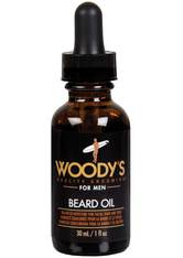 Woody's Herrenpflege Bartpflege Beard & Tattoo Oil 30 ml